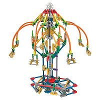 K'NEX 486-pc. Education STEM Explorations: Swing Ride Building Set