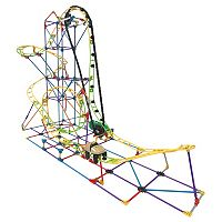 K'NEX 546-pc. Education STEM Explorations: Roller Coaster Building Set