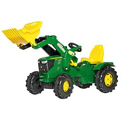 John Deere Farm Trac Ride-On with Loader by Kettler  by