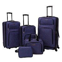Prodigy Brookfield 5-Piece Spinner Luggage Set