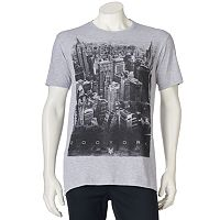 Men's Zoo York East Side Cityscape Tee