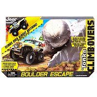 Tonka Climb-Over Boulder Escape 14-pc. Playset