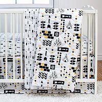 Poppi Living Tribal 3-pc. Crib Bedding Set