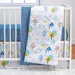 Poppi Living Timberland 3-pc. Crib Bedding Set by