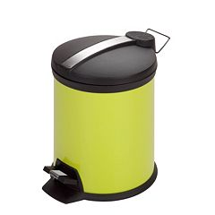 Click here to buy Honey-Can-Do 5 Liter Step Trash Can.