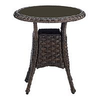 SONOMA Goods for Life™ Biscay Wicker End Table