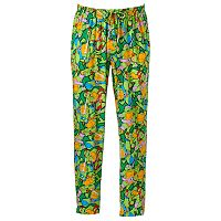 Men's Teenage Mutant Ninja Turtles Lounge Pants
