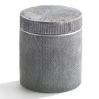 Kassatex Mesh Cotton Jar