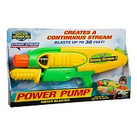 Buzz Bee Toys Water Warriors Steady Stream 2 Water Blaster