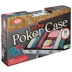 Ideal Win Big! 311-pc. Poker Case Set