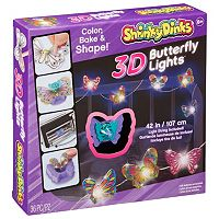 Shrinky Dinks 3D Butterfly Lights Kit