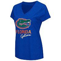 Women's Campus Heritage Florida Gators V-Neck Tee