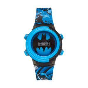 Batman Kids' Digital Light-Up Watch