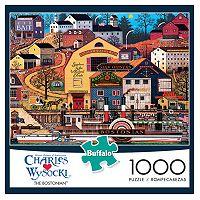 Buffalo Games 1000-pc. Charles Wysocki The Bostonian Puzzle