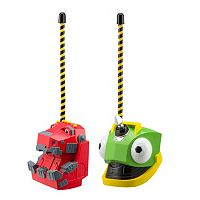 Dreamworks Dinotrux Short-Range Walkie Talkies by Kid Designs