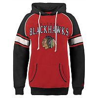 Women's Old Time Hockey Chicago Blackhawks Breen Pullover Hoodie