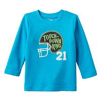 Baby Boy Jumping Beans® Applique Ribbed Tee