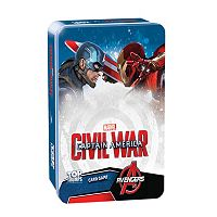 Marvel Captain America: Civil War Top Trumps Card Game by Cardinal