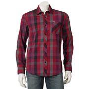 Men's Zoo York Plaid Button-Down Shirt