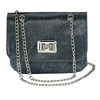 Girls 4-16 Capelli Glitter Crossbody Bag