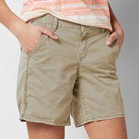 Women's SONOMA Goods for Life™ Chino Shorts