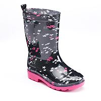 Girls 4-16 Capelli Star Rain Boots