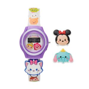 Disney's Tsum Tsum Kids' Digital Charm Watch