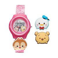 Disney's Tsum Tsum Kids' Digital Charm Watch