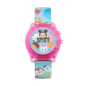 Disney's Tsum Tsum Kids' Digital Light-Up Watch