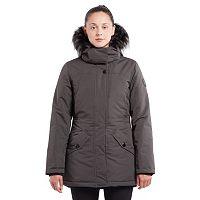Women's Noize Hooded Mid-Length Jacket