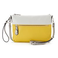 REED Flat Crossbody Bag