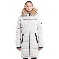 Women's Noize Hooded Puffer Walker Jacket