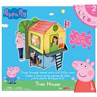 Peppa Pig Tree House Play Tent by Playhut