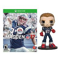 Madden NFL 17 Bobblehead Bundle for Xbox One