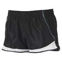 Juniors' SO® Woven Running Shorts