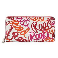 REED Long Zipper Wallet