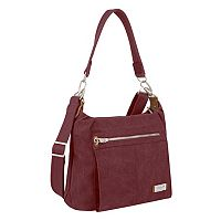 Travelon Anti-Theft Heritage RFID-Blocking Hobo Bag