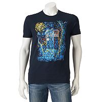 Men's Dr. Who & The Daleks Tardis Tee