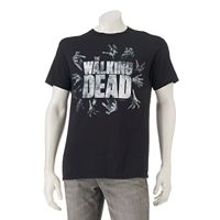 Men's The Walking Dead Reaching Tee