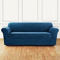 Sure Fit Marrakesh 2-piece Stretch Sofa Slipcover