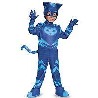 Toddler PJ Masks Catboy Deluxe Costume