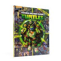 Teenage Mutant Ninja Turtles Look & Find Book