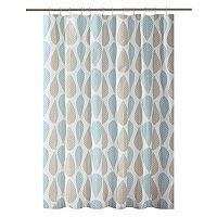 Bath Bliss Leaf Shower Curtain