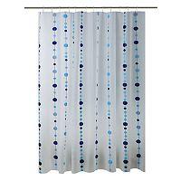 Bath Bliss Chandelier Shower Curtain