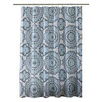 Bath Bliss Mandula Shower Curtain