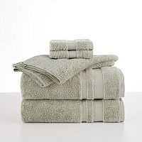 Martex Supima Luxe 6-piece Towel Set