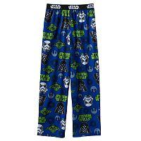 Boys 4-16 Star Wars Star Force Lounge Pants