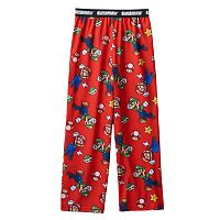 Boys 4-16 Super Mario Lounge Pants
