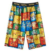 Boys 4-16 Pokémon Poke Play Lounge Shorts