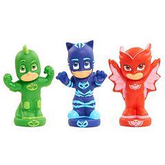 PJ Masks Owlette, Gekko & Catboy Bath Squirters
